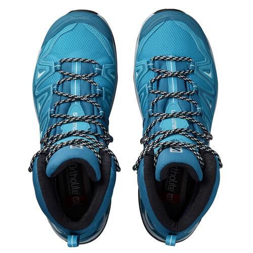 Salomon X Ultra 3 GTX - Chaussures Femme - turquoise sur campz.fr ! Officiel De Vente Pas Cher Par Carte De Crédit En Ligne Pas Cher 4diDvSN6VK